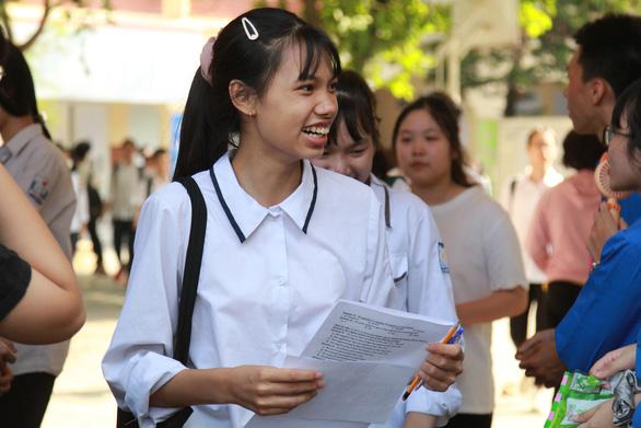 Hà Nội cân nhắc điều chỉnh thời gian làm bài thi tuyển sinh lớp 10 để phòng dịch COVID-19 - Ảnh 1.