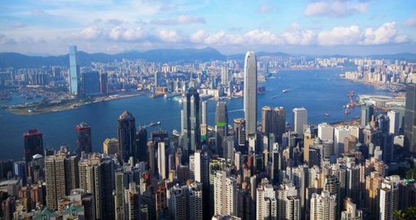 Nhân viên ngoại giao Đài Loan rời Hong Kong, từ chối ký cam kết một Trung Quốc - Ảnh 1.