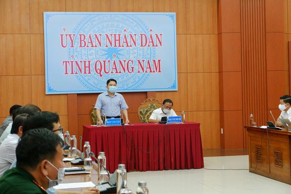 Quảng Nam: đề nghị thực hiện chỉ thị 19 một thị trấn, các xã giáp ranh Đà Nẵng - Ảnh 2.