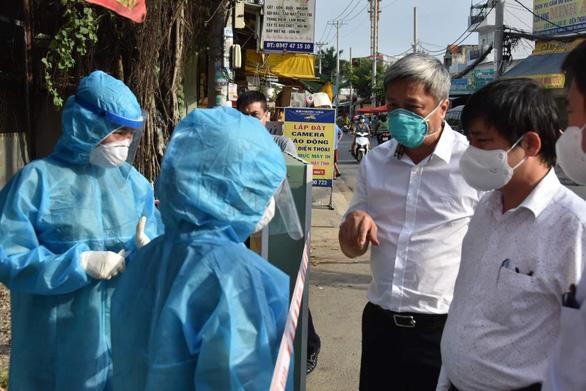 Sáng 20-6 TP.HCM 46 ca mắc COVID-19 mới, Việt Nam sắp có 1,6 triệu liều vắc xin - Ảnh 1.