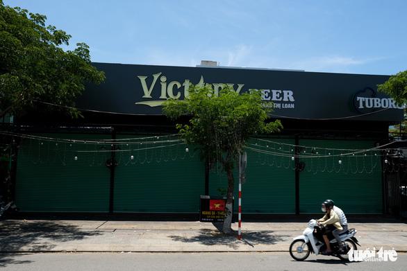 Đà Nẵng: Hàng quán mới mở mấy ngày lại phải đóng cửa vì dịch - Ảnh 3.