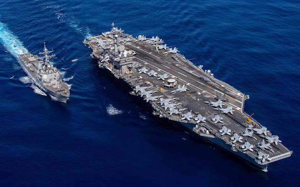 Mỹ sẽ lập lực lượng hải quân thường trực Thái Bình Dương - Ảnh 1.