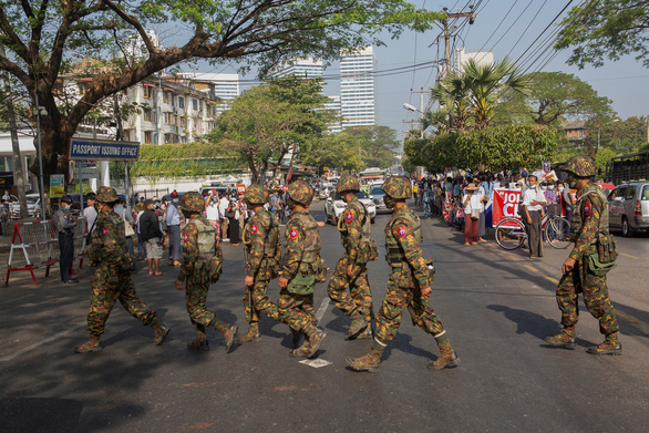 Myanmar phản đối nghị quyết mới của Liên Hiệp Quốc - Ảnh 1.