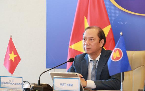Việt Nam thúc giục triển khai 5 điểm đồng thuận về Myanmar - Ảnh 1.