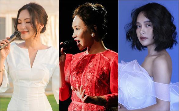 Uyên Linh, Nguyên Hà, Hoàng Quyên và gương mặt khác của một ca sĩ - Ảnh 1.