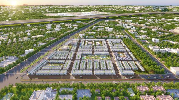 Lợi thế tuyệt đối của bất động sản quanh sân bay Long Thành - Ảnh 1.