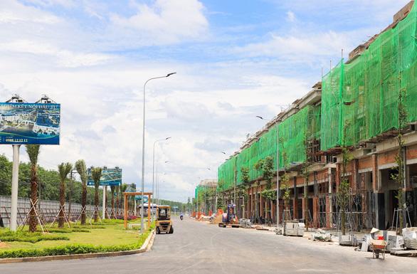 Lợi thế tuyệt đối của bất động sản quanh sân bay Long Thành - Ảnh 2.