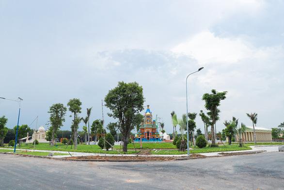 Lợi thế tuyệt đối của bất động sản quanh sân bay Long Thành - Ảnh 3.