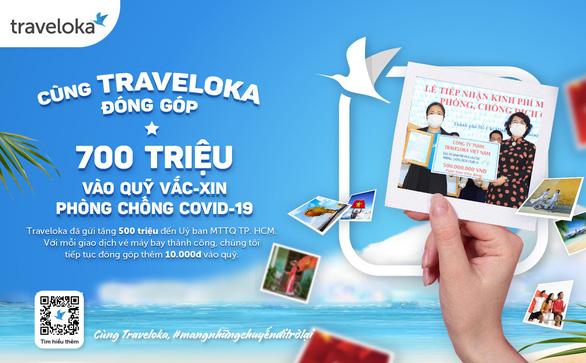 Traveloka chung sức cùng cả nước chống đại dịch - Ảnh 3.