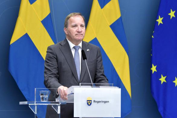 Thủ tướng Thụy Điển bị phế truất - Ảnh 1.