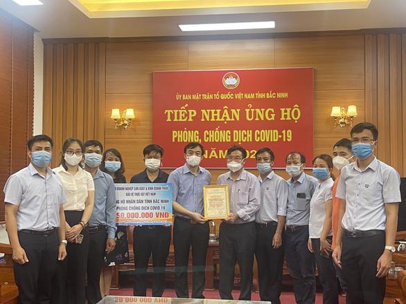 VIPA hỗ trợ Bắc Ninh, Bắc Giang phòng chống COVID-19 - Ảnh 3.