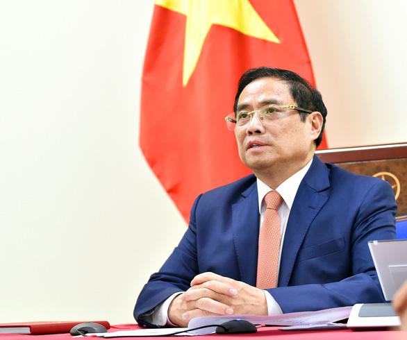 Việt Nam đề nghị Đức tạo điều kiện tiếp cận nguồn vắc xin, chuyển giao công nghệ - Ảnh 1.