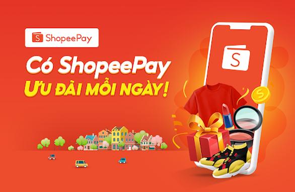 Bí quyết săn ưu đãi từ ví ShopeePay - Ảnh 2.