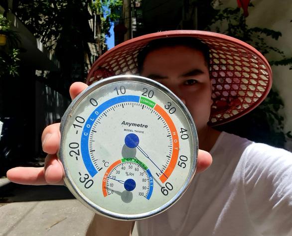 Nắng nóng kết thúc ở miền Bắc, tiếp tục ở miền Trung - Ảnh 1.