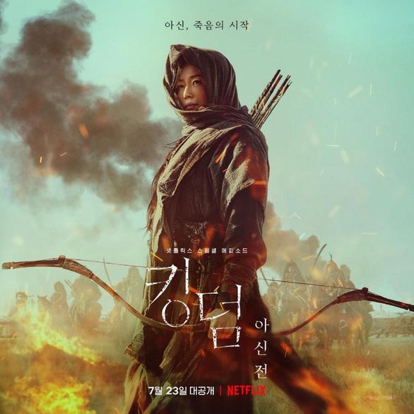 Tăng Phúc gây tranh cãi khi hát nhạc trữ tình; Bom tấn xác sống Kingdom tung teaser mới - Ảnh 3.
