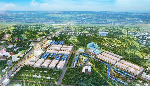 Dự án đô thị ở Bình Phước vẫn là tâm điểm sức hút mùa dịch - Ảnh 1.