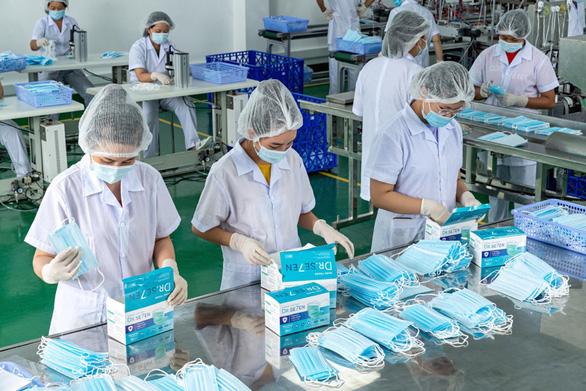 Người Nhật ưa chuộng khẩu trang thương hiệu Việt - Ảnh 2.
