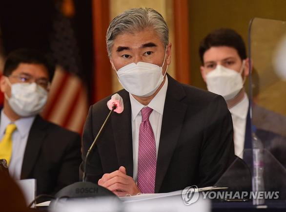 Mỹ phát tín hiệu sẵn sàng đối thoại với Triều Tiên 'mọi lúc, mọi nơi' - Ảnh 1.