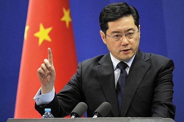 Trung Quốc thay đại sứ thâm niên nhất ở Mỹ - Ảnh 2.