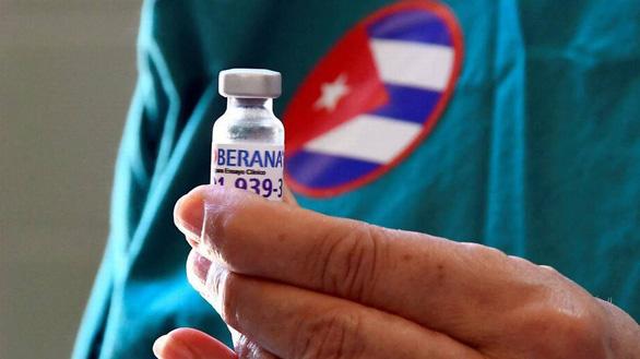 Cuba khẳng định vắc xin Abdala hiệu quả hơn 92% - Ảnh 1.
