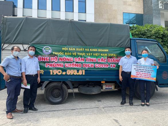 VIPA hỗ trợ Bắc Ninh, Bắc Giang phòng chống COVID-19 - Ảnh 2.