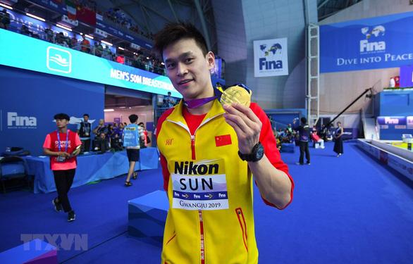 Bị cấm 51 tháng, siêu kình ngư Trung Quốc Sun Yang sẽ vắng mặt ở Olympic Tokyo 2020 - Ảnh 1.