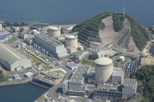 Nhật tái khởi động lò phản ứng hạt nhân 44 năm tuổi - Ảnh 1.