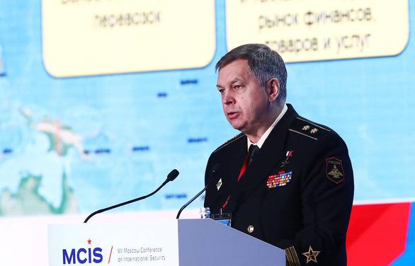 Lãnh đạo tình báo Nga tố Mỹ muốn thống trị châu Á - Ảnh 1.