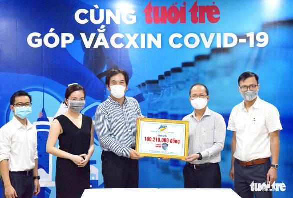 Nhãn hàng Attack ủng hộ hơn 180 triệu đồng 'góp vắc xin COVID-19' - Ảnh 4.