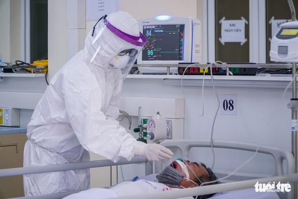 Nữ bệnh nhân COVID-19 mắc nhiều bệnh nền ở Mỹ Tho, Tiền Giang tử vong - Ảnh 1.