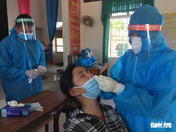 Hà Tĩnh ghi nhận ca tái dương tính SARS-CoV-2 - Ảnh 1.