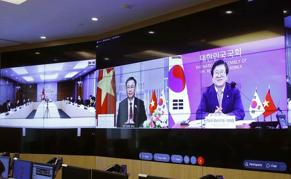 Hàn Quốc đề nghị nâng cấp quan hệ ngoại giao với Việt Nam - Ảnh 2.