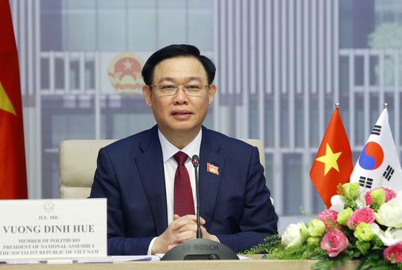 Hàn Quốc đề nghị nâng cấp quan hệ ngoại giao với Việt Nam