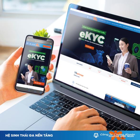 Đầu tư chứng khoán hiệu quả nhờ hệ sinh thái số của Yuanta Việt Nam - Ảnh 1.