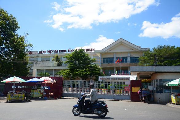 Bình Thuận giãn cách xã hội TP Phan Thiết và huyện Tuy Phong theo chỉ thị 15 - Ảnh 1.