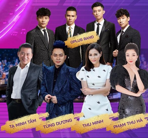 NSND Tạ Minh Tâm, Tùng Dương... hào hứng tham gia đêm hòa nhạc ủng hộ Quỹ vắc xin COVID-19 - Ảnh 1.