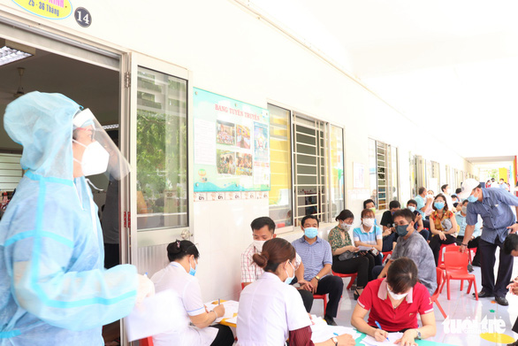TP.HCM tìm người đến chợ Bình Đông - Ảnh 1.