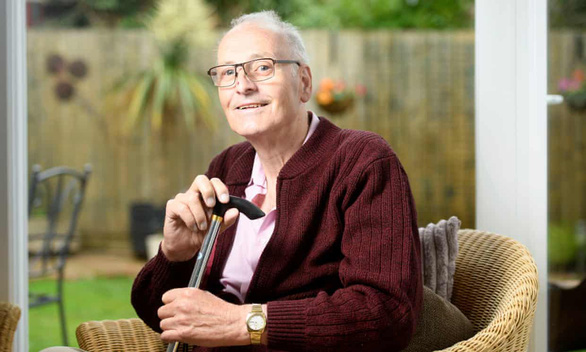 72 tuổi chiến thắng COVID-19 sau 10 tháng mắc bệnh, 5 lần chuẩn bị lễ tang - Ảnh 1.