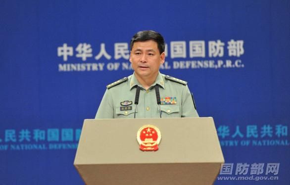 Trung Quốc nói Đài Loan độc lập đồng nghĩa với chiến tranh - Ảnh 1.