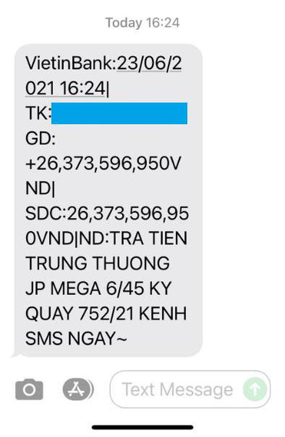 Thuê bao MobiFone trúng Jackpot qua kênh Vietlott SMS nhận giải trị giá gần 30 tỉ đồng - Ảnh 3.