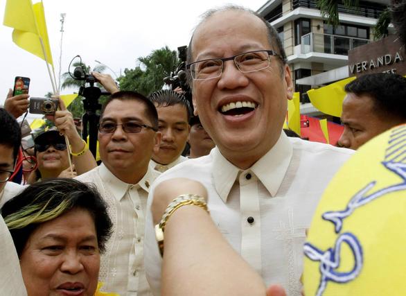 Cựu tổng thống lãnh đạo Philippines thắng Trung Quốc vụ kiện Biển Đông qua đời - Ảnh 1.