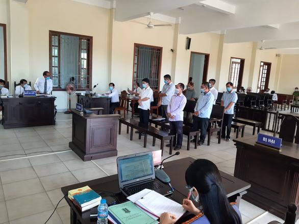 Nguyên phó chủ tịch quận ở Cần Thơ nói không biết kế hoạch sử dụng đất nên ký - Ảnh 1.