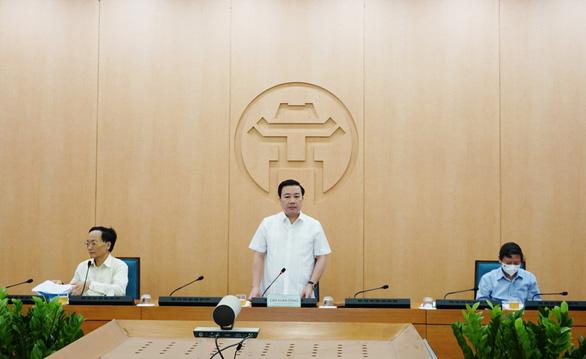 Hà Nội sẽ tiếp tục nới lỏng các hoạt động, sẵn sàng tổ chức thi tốt nghiệp THPT - Ảnh 1.