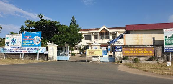 Phú Yên chuẩn bị bệnh viện dã chiến 100 giường điều trị COVID-19 - Ảnh 1.