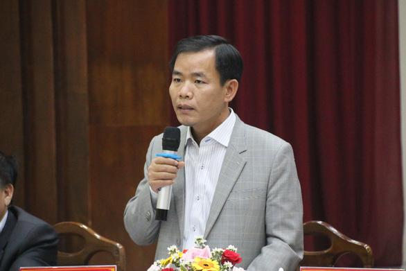 Ông Nguyễn Văn Phương làm phó bí thư Tỉnh ủy Thừa Thiên Huế - Ảnh 1.