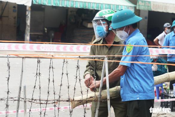 Chuỗi ca COVID-19 chợ đầu mối TP Vinh lan ra các huyện ở Nghệ An - Ảnh 2.