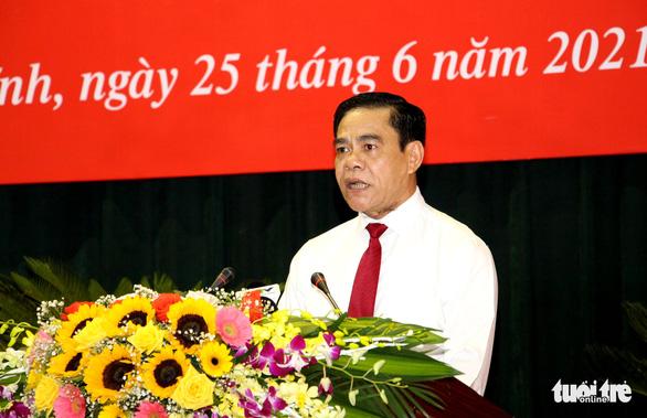 Ông Võ Trọng Hải tiếp tục được bầu làm chủ tịch UBND tỉnh Hà Tĩnh - Ảnh 1.