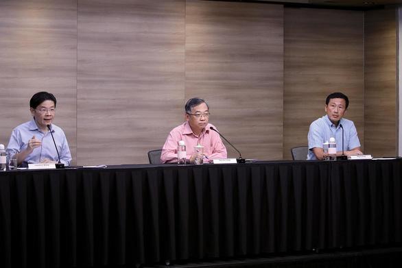 Singapore muốn sống chung với COVID-19 như thế nào? - Ảnh 1.