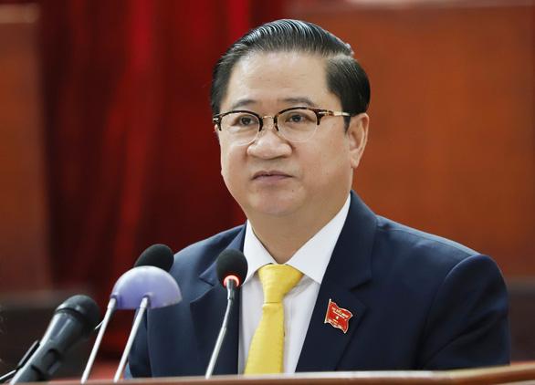Ông Trần Việt Trường tái đắc cử chủ tịch UBND TP Cần Thơ - Ảnh 1.