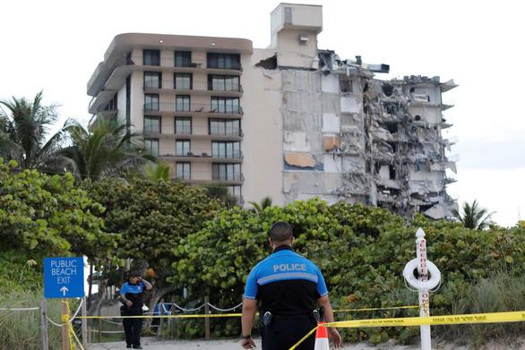 Tòa nhà 12 tầng bị sập ở Mỹ đã bị lún nhiều năm - Ảnh 5.